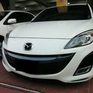 Mazda 3 (10-14)