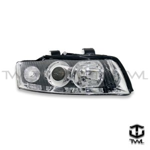 TWL-AUDI A4-Chrome projector head light (1)