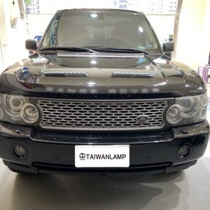 LAND ROVER RANGE ROVER L322 headlight grille side cover