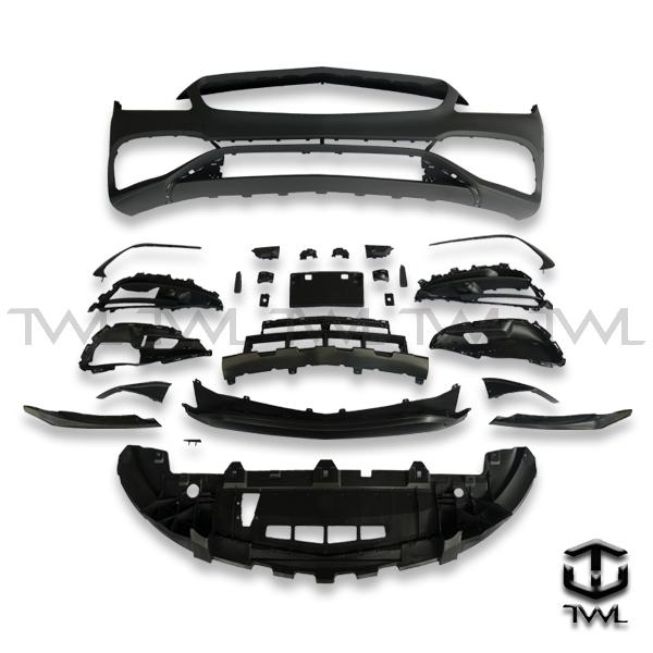 TWL-BENZ W176 A45 LCI -Front bumper