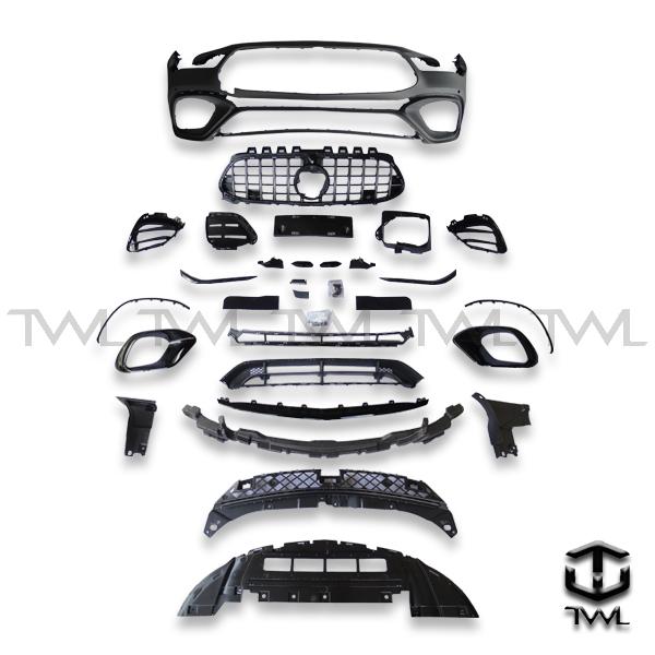 TWL-BENZ W118 CLA45 AMG-Front bumper