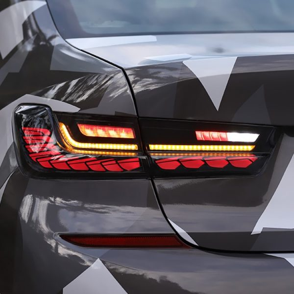 TWL-BMW G20-LED dragon scale taillight