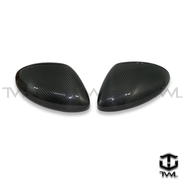 TWL-PORSCHE 718-Carbon rearview mirror cover