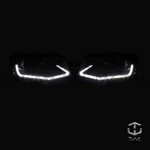 TWL-VW T6-Black projector marquee R8 headlight